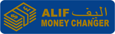 ALIF MONEY CHANGER